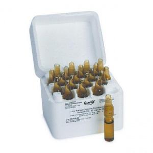 Thuốc kiểm tra CHLORINE Hach 2630020 (25-30MG/L 2ML PK/20) /Supply Solutions Supplier Diversity Partner Hach - Chlorine Standard Solution, 25-30 mg/L